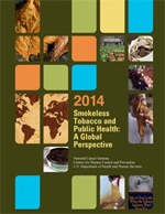 Smokeless Tobacco and Public Health: A Global Perspective cover
