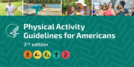 Physical Activity Guidelines for Americans. Second Edition.
