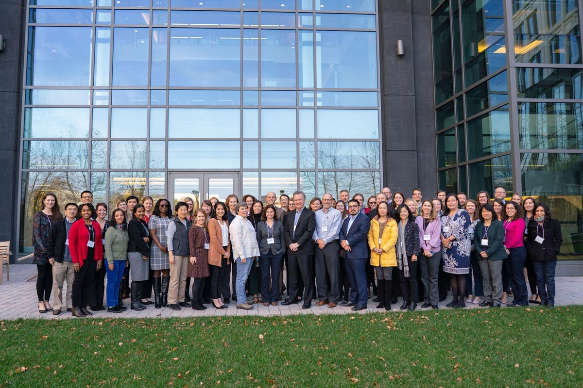 2019 New Grantee Workshop group photo