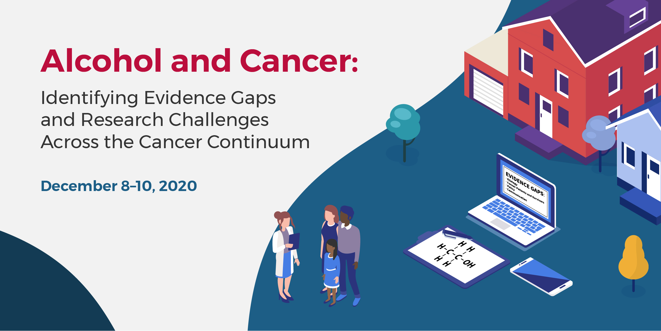 Alcohol and cancer: Identifying evidence gaps and research challenges across the cancer continuum